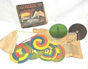 Chicago Ferrule And Nut Co Chicago Ill Phonograph Toy 1930's