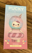 Pucky Pool Babies Pink Candy Baby Pop Mart X Pucky Uk Toy Collector New N Box Q