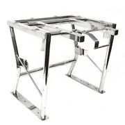 Fountain Boat Bolster Seat Frame 10024538   Drop Down Stainless Steel