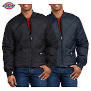 Menand039s 612420 Water Resistant Diamond Quilted Nylon Coat Jacket