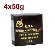 4x50g K.brothers Black Spot Whitening Soap Eauty Care Face Out For Black Spot