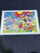 Tenyo Disney Jigsaw Puzzle Let's Ride The Wind 1000 Pieces Unused From Japan