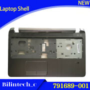 For Hp Probook 450 455 G2 C Shell With Touchpad 791689-001 Ap15a000410