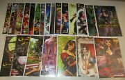 Grimm Fairy Tales Holiday Specials Lot X 22 Valentines Day, Halloween, Edition