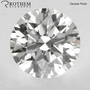 Real 1.09 Carat Unmounted Round Diamond 6.39 Mm D Si1 Sale Individual 29851927