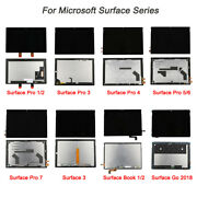 Oem For Microsoft Surface Pro 1 2 3 4 5 6 7 Book 1 2 Go Lcd Display Touch Screen