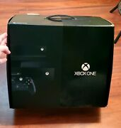 Microsoft Xbox One Day One Edition - Excellent Condition Still In Box