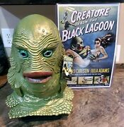 Creature From The Black Lagoon Mask Trick Or Treat Studios Universal Monsters