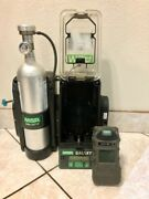 Msa Galaxy Altair 5 Automated Gas Test System Gas Detector - Complete Set