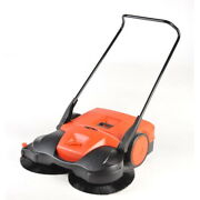 Haaga 697 Sweeper Outdoor / Indoor 38 Battery Powered Push Sweeper