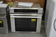 Thermador Me301js 30 Stainless Single Electric Wall Oven Nob 42047 Hrt