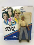 Vintage Mego The Dukes Of Hazzard Bo 8 Clean On Card 1981 Nice Unpunched