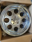 Pro Comp Series 69 17 Polished Wheel/rim 5x5 With A -6mm Offset And A 83.01