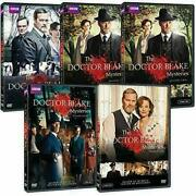 The Doctor Blake Mysteries Tv Series Complete All 1-5 Seasons Dvd New Us