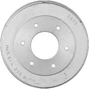 For Nissan 720 Rear Brake Drum Exc.heavy Duty Dual Wheelfrom 4/85 Bendix Pdr0431
