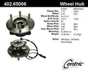 For Ford Expedition Rear Set Of 2 Wheel Bearing And Hub Assembly C-tek