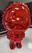 Moncler House Of Genius Pupazzo Red Winter 2020 Collection Window Plastic Statue