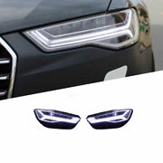 For Audi A6 12-18 Led Daytime Running Lights Dynamic Signal Xenon Lo/hi Beam