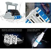 Dolphin Odyssey Commercial Robotic Pool Cleaner With Gyro And Triple Motors