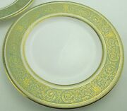 Royal Doulton English Renaissance Bread And Butter Plate 6 1/2 H4972 Set Of 8
