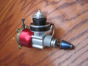 Cox .049 Engine Lot Red Tank Bee , Thimble Drone. 4x Engines