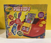 Crayola Melt And039n Mold Factory Melt And Mold Colorful Wax