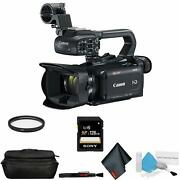 Canon Xa15 Compact Full Hd Camcorder With Sdi Hdmi And Composite Output