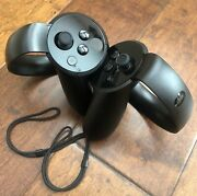 Oculus Rift Cv1 Touch Controllers Left And Right Factory Refurbished Free Shipping
