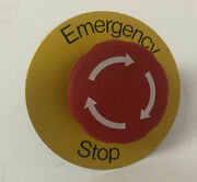 Ce4t-10r-01 Abb Emergency Stop Push Button Switch
