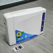 Higa Home New 110v Electric Indoor Wall Hanging Air Purifier Cleaner Filter