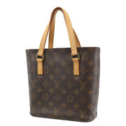 Louis Vuitton Vavin Pm Used Tote Hand Bag Monogram Leather M51172 Auth Ad606 O