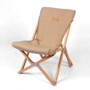 Camping Wooden Chair Portable Folding Chair Travel Barbecue Picnic Chair 2021