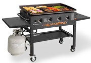 Outdoor Grill Blackstone 36 Inch Gas Griddle Cooking Station Easy Ignition