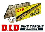 Did 530 Pitch Vx3 Chain To Fit Harley-davidson 1340 Chain Dive