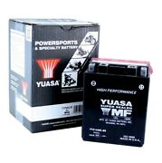 Yuasa Ytx14ahl-bs Triumph All Other Models And03996-and03997 Agm 12v Battery