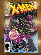 Marvel Comics Uncanny X-men Issues 202-204 1986 Secret Wars Ii Hq Copies