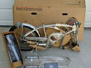 Schwinn Grey Ghost 5 Speed Reproduction Krate Stingray Bicycle New In Box
