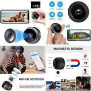 Mini Spy Hidden Camera 2021 New Version, With Audio And Video Live Feed Wifi W