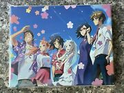 Anohana The Flower We Saw That Day Blu-ray Boxset Aniplex Release