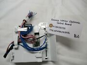 Kenmore Washer Electronic Control Board P/n Wpw10525353