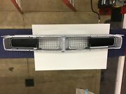 1969 Dodge Charger Used / Re-conditioned Oem Grill