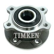 For Volvo S80 Xc70 S60 V60 Rear Wheel Bearing And Hub Assembly Timken
