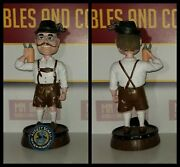 Ted Marti Bobblehead Schells Brewery New Ulm Minnesota Ultra Rare August Beer