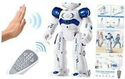 Robots For Kids Rechargeable Programmable Rc Robot Toys With Infrared