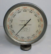 Ww 1 Jaeger Am French Aircraft Tachometer Bleriot Morane Voisin 10 Coutant