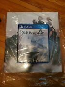 Nier Replicant Ver.1.22474487139 White Snow Edition Ps4 Limited Collectors New