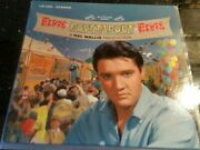 Elvis Presley - Roustabout - Lpm-2999 - Very Rare Silver-stereo-release