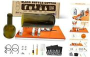 Bottle Cutter And Glass Cutter Bundle-diy Machine For Cutting Wine Beer Whiskey