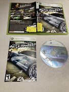 Need For Speed Most Wanted Microsoft Xbox 360 Tested And Working