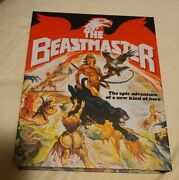 The Beastmaster Uhd 4k Blu-ray 1982 Vinegar Syndrome Edition
